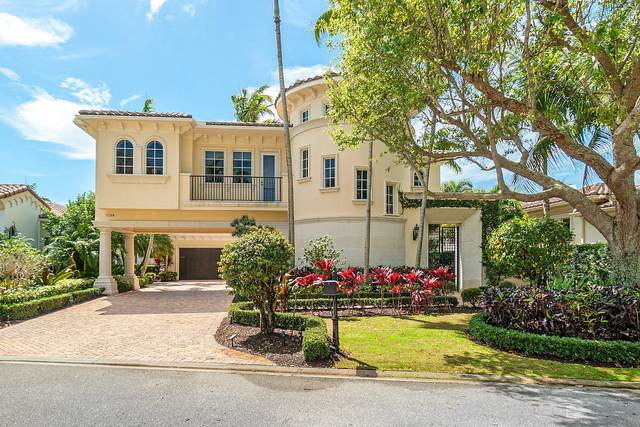 11208 Orange Hibiscus Lane, Palm Beach Gardens, FL 33418 (MLS #RX-10609871) :: The Jack Coden Group