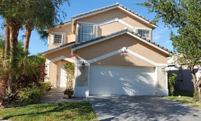 6977 NW 77th Street, Parkland, FL 33067 (#RX-10609900) :: Ryan Jennings Group