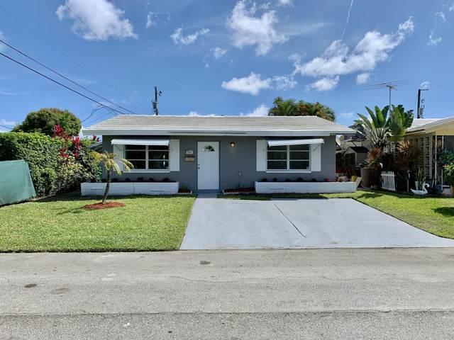 5404 NW 23rd Terrace, Tamarac, FL 33309 (#RX-10609908) :: Ryan Jennings Group