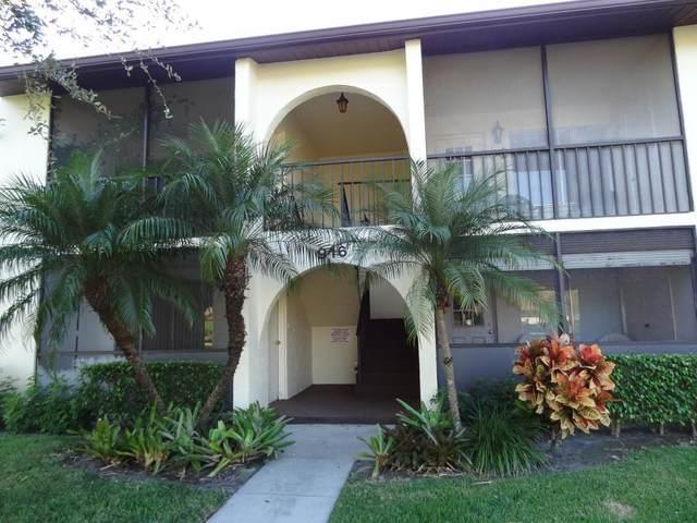 4933 Sable Pine Circle D2, West Palm Beach, FL 33417 (#RX-10609929) :: Ryan Jennings Group