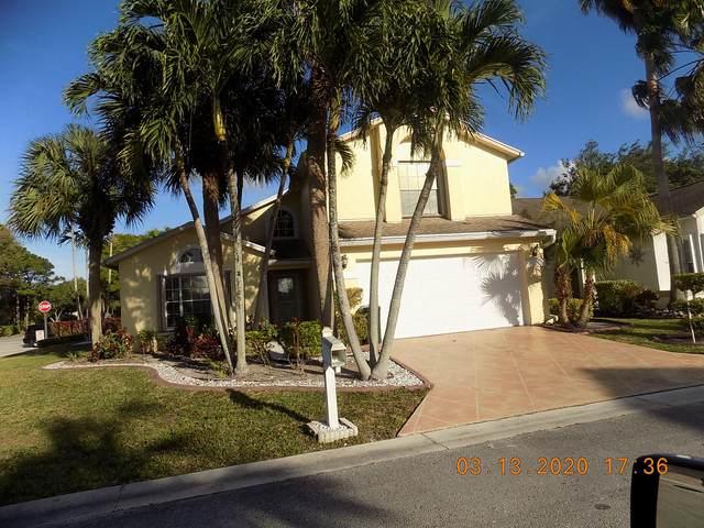 119 Hammocks Drive, Greenacres, FL 33413 (#RX-10610073) :: Ryan Jennings Group