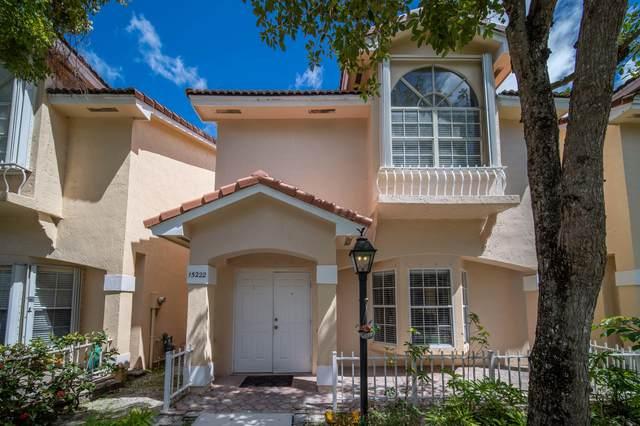 15222 SW 111th Street, Miami, FL 33196 (#RX-10610109) :: Ryan Jennings Group