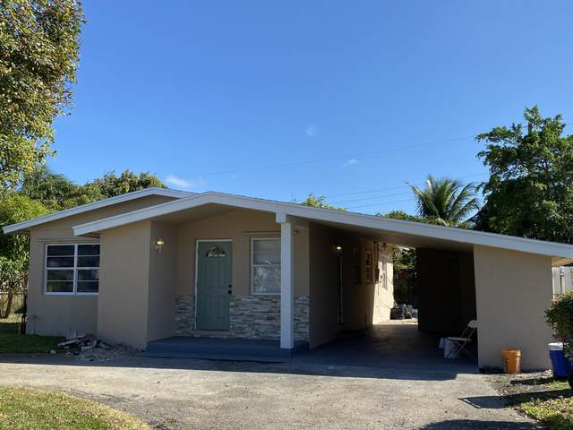 324 NE 15th Avenue, Boynton Beach, FL 33435 (MLS #RX-10610118) :: Berkshire Hathaway HomeServices EWM Realty