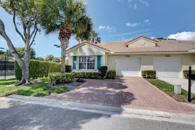15311 Ixora Road, Delray Beach, FL 33484 (#RX-10610141) :: Ryan Jennings Group
