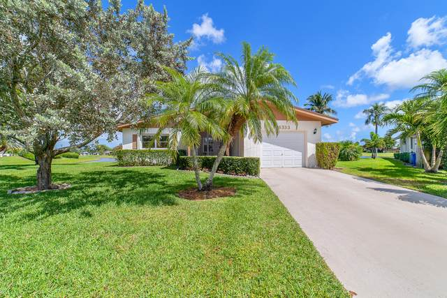 6333 Stanley Lane, Delray Beach, FL 33484 (#RX-10610158) :: Ryan Jennings Group