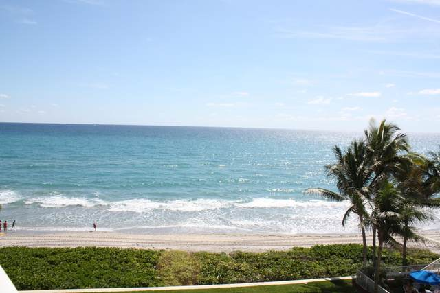 3101 S Ocean Boulevard #522, Highland Beach, FL 33487 (#RX-10610206) :: Ryan Jennings Group