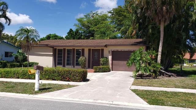 6359 Winding Brooke Way, Delray Beach, FL 33484 (#RX-10610285) :: Ryan Jennings Group