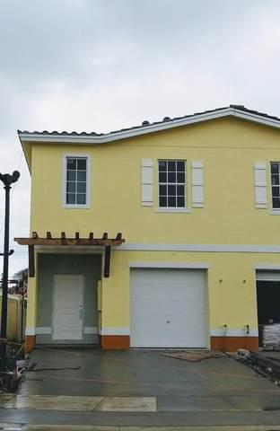 1110 NW 40th Terrace, Lauderhill, FL 33313 (#RX-10610342) :: Ryan Jennings Group