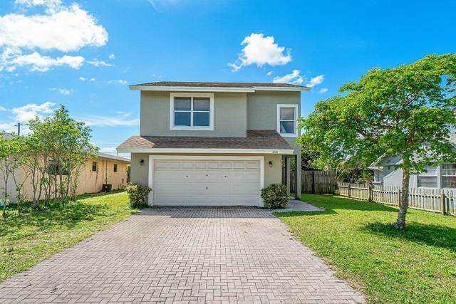 204 NW 15 Court, Pompano Beach, FL 33060 (#RX-10610369) :: Ryan Jennings Group