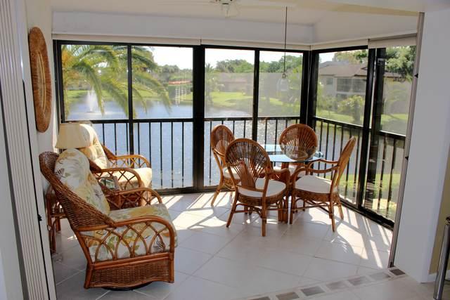 9289 Vista Del Lago H, Boca Raton, FL 33428 (#RX-10610375) :: Ryan Jennings Group