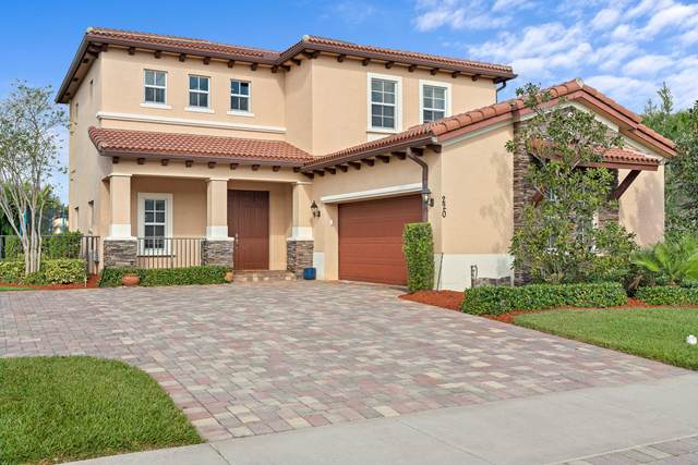 220 Andros Harbour Place, Jupiter, FL 33458 (#RX-10610382) :: Ryan Jennings Group
