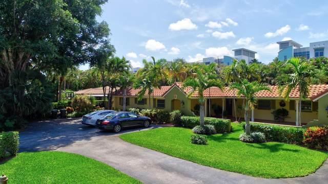 318 SE 7th Avenue #1, Delray Beach, FL 33483 (#RX-10610395) :: Ryan Jennings Group