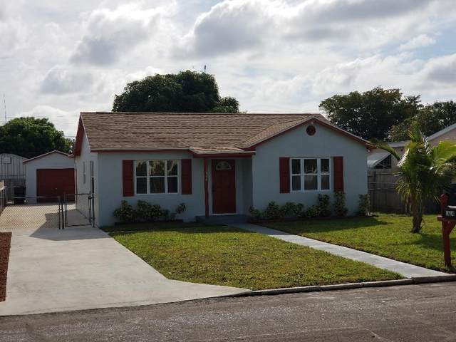 1114 N C Street, Lake Worth Beach, FL 33460 (#RX-10610431) :: Ryan Jennings Group