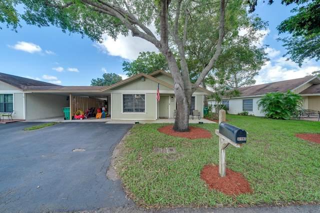 3665 W Forge Road #39, Davie, FL 33328 (#RX-10610438) :: Ryan Jennings Group