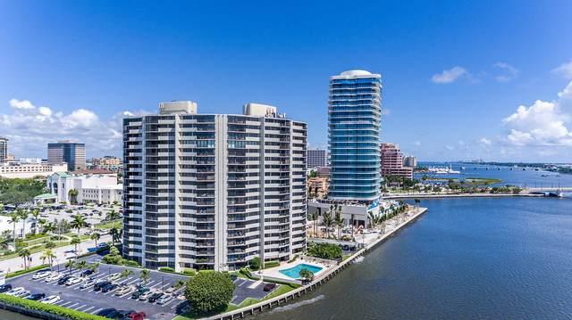 1200 S Flagler Drive #705, West Palm Beach, FL 33401 (#RX-10610439) :: Ryan Jennings Group