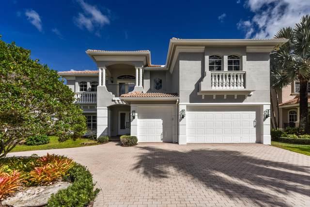 16320 Mira Vista Lane, Delray Beach, FL 33446 (#RX-10610490) :: Ryan Jennings Group