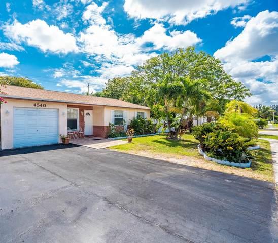 4540 NW 77th Terrace, Lauderhill, FL 33351 (#RX-10610514) :: Ryan Jennings Group