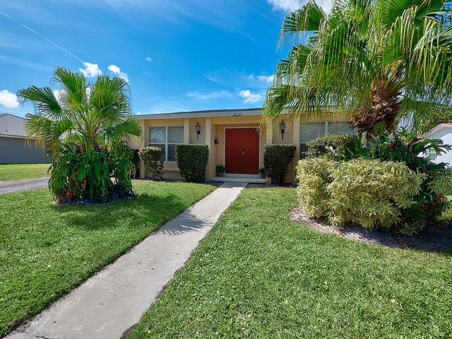 529 Clear Lake Avenue, West Palm Beach, FL 33401 (MLS #RX-10610535) :: The Jack Coden Group