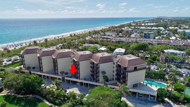 120 S Ocean Boulevard 1-D, Delray Beach, FL 33483 (#RX-10610543) :: Ryan Jennings Group