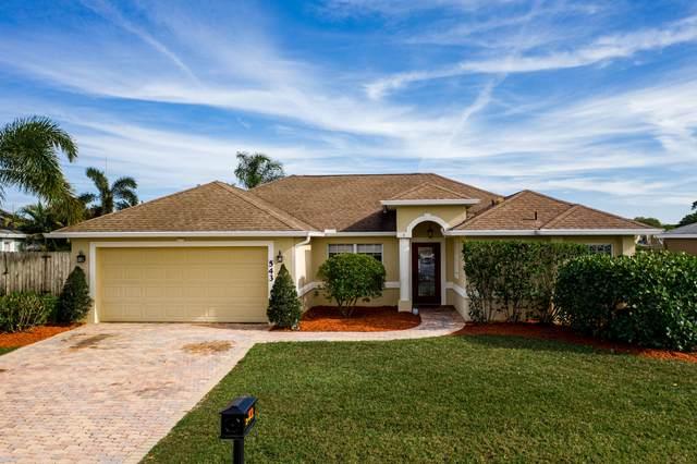543 High Hawk Circle, Vero Beach, FL 32962 (#RX-10610608) :: Ryan Jennings Group