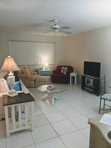 2991 Garden Drive S #105, Lake Worth, FL 33461 (#RX-10610688) :: Ryan Jennings Group