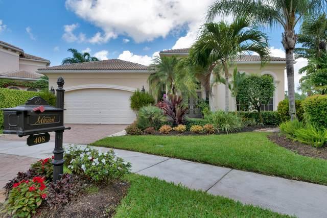 408 Via Placita, Palm Beach Gardens, FL 33418 (#RX-10610714) :: The Reynolds Team/ONE Sotheby's International Realty