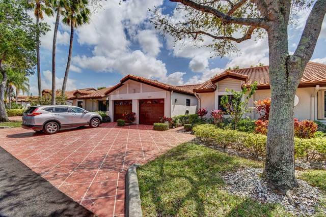 6272 Kings Gate Circle, Delray Beach, FL 33484 (#RX-10610751) :: Ryan Jennings Group