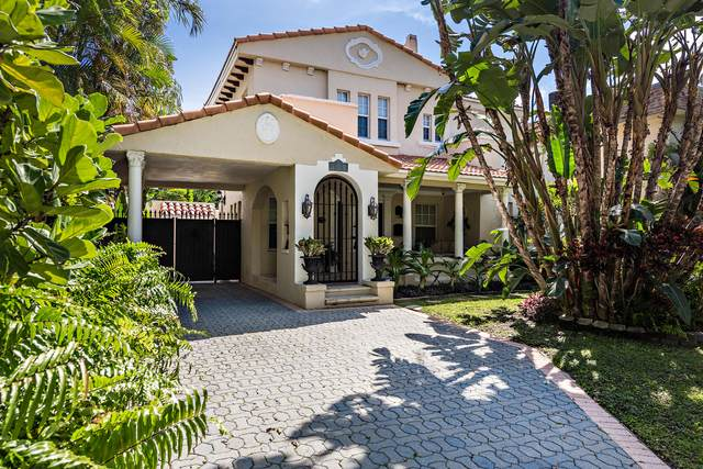 808 Park Place, West Palm Beach, FL 33401 (#RX-10610777) :: Ryan Jennings Group