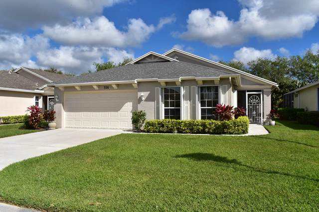 320 SW North Shore Boulevard, Port Saint Lucie, FL 34986 (#RX-10610796) :: Ryan Jennings Group