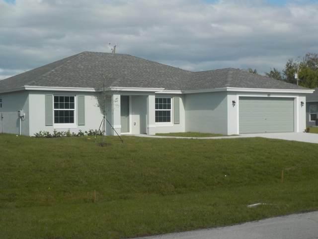 4149 SW Darien Street, Port Saint Lucie, FL 34953 (#RX-10610801) :: The Reynolds Team/ONE Sotheby's International Realty
