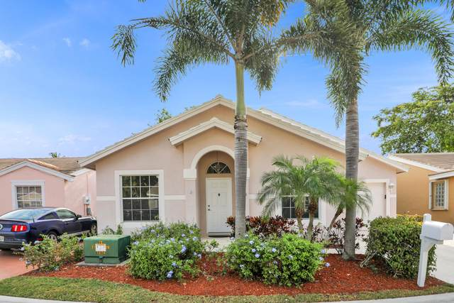 153 Caribe Court, Greenacres, FL 33413 (#RX-10610871) :: Ryan Jennings Group