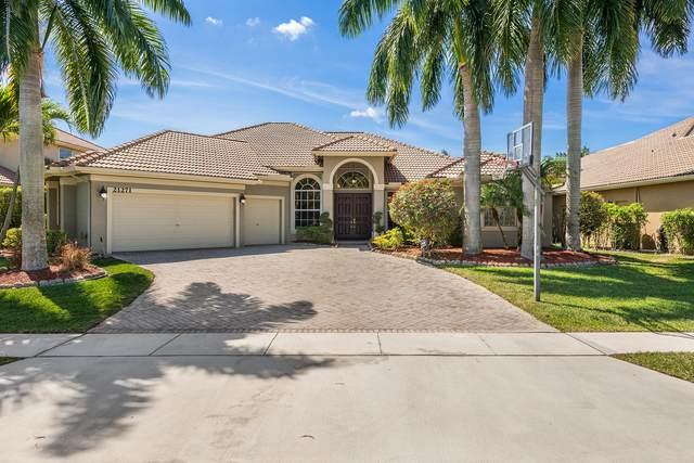 21271 Falls Ridge Way, Boca Raton, FL 33428 (#RX-10610942) :: Ryan Jennings Group