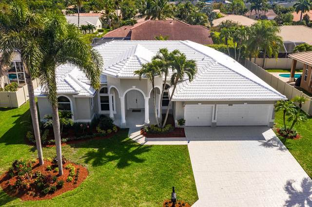 4806 Nolina Lane, Boynton Beach, FL 33436 (#RX-10610963) :: Ryan Jennings Group