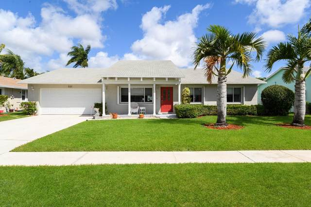 5131 Little Beth Drive S, Boynton Beach, FL 33472 (#RX-10610975) :: Ryan Jennings Group