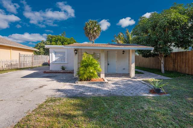 2803 Saranac Avenue, West Palm Beach, FL 33409 (#RX-10610982) :: Treasure Property Group