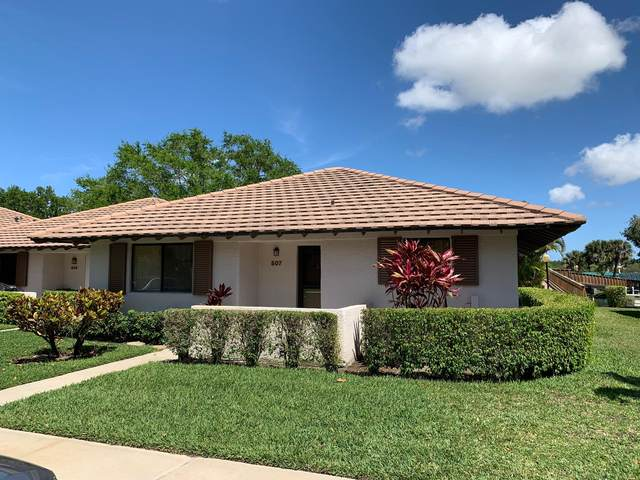 507 Club Drive, Palm Beach Gardens, FL 33418 (#RX-10611012) :: The Reynolds Team/ONE Sotheby's International Realty