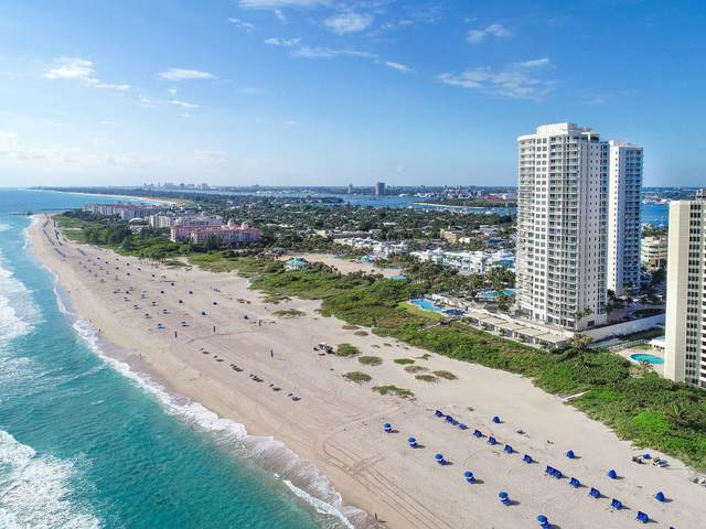 2700 N Ocean Drive Lph-4B, Riviera Beach, FL 33404 (#RX-10611019) :: The Reynolds Team/ONE Sotheby's International Realty
