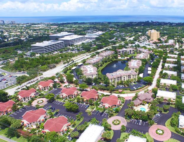 300 Uno Lago Drive #401, Juno Beach, FL 33408 (#RX-10611064) :: Ryan Jennings Group