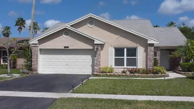 3220 NW 101st Avenue, Sunrise, FL 33351 (#RX-10611082) :: Ryan Jennings Group
