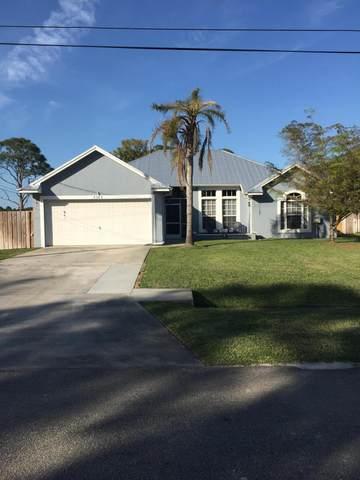 5365 NW Akbar Terrace, Port Saint Lucie, FL 34986 (#RX-10611093) :: Ryan Jennings Group