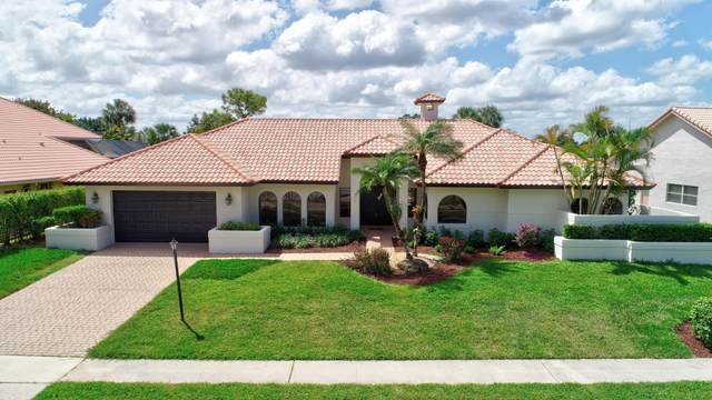 10411 Stonebridge Boulevard, Boca Raton, FL 33498 (#RX-10611107) :: Ryan Jennings Group