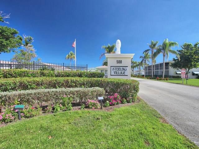 370 Horizons E #106, Boynton Beach, FL 33435 (#RX-10611152) :: Posh Properties