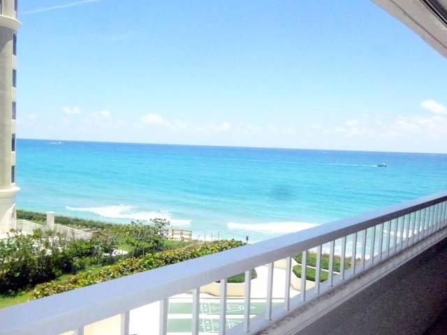 5280 N Ocean Drive 3C, Singer Island, FL 33404 (#RX-10611154) :: Ryan Jennings Group