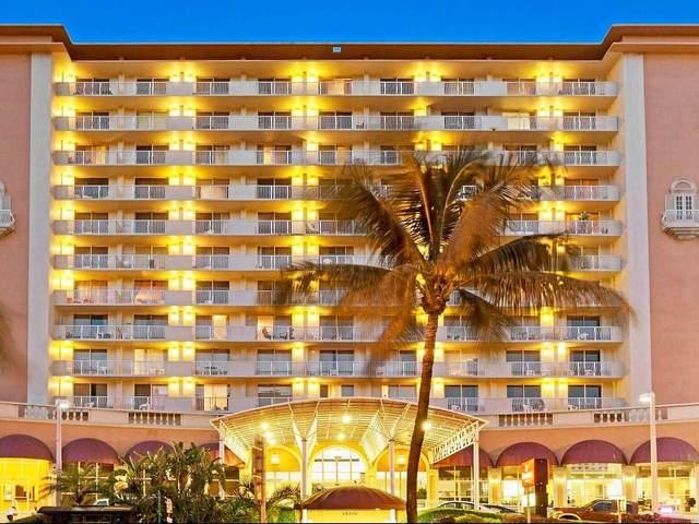 19201 Collins Avenue #730, Sunny Isles Beach, FL 33160 (#RX-10611161) :: Ryan Jennings Group