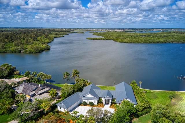 4756 Pebble Bay Circle, Indian River Shores, FL 32963 (#RX-10611171) :: Ryan Jennings Group