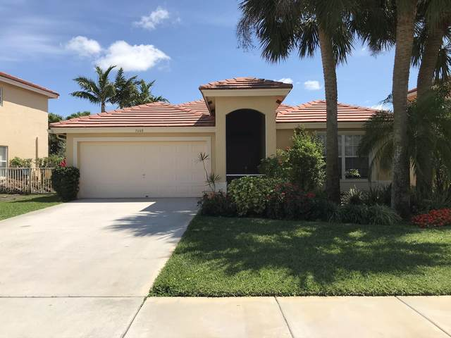 1660 Lakefield North Court, Wellington, FL 33414 (#RX-10611184) :: Ryan Jennings Group