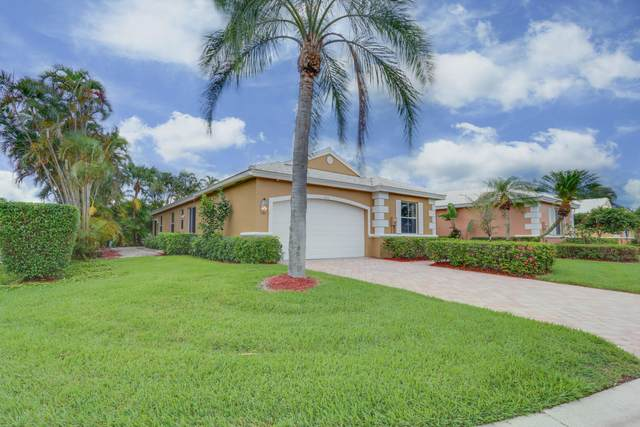 4370 Kensington Park Way, Lake Worth, FL 33449 (#RX-10611204) :: Ryan Jennings Group