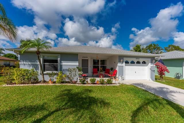 5713 Dwarf Lady Place, Fort Pierce, FL 34982 (#RX-10611268) :: Ryan Jennings Group