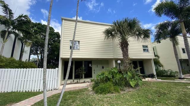 5440 NE 25th Avenue T-1, Fort Lauderdale, FL 33308 (#RX-10611295) :: Signature International Real Estate
