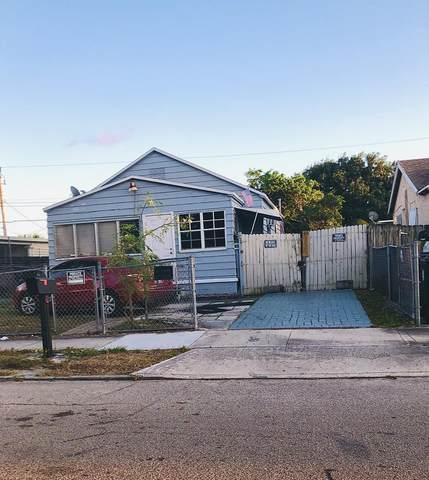 521 Worthmore Drive, Lake Worth Beach, FL 33460 (MLS #RX-10611306) :: Berkshire Hathaway HomeServices EWM Realty